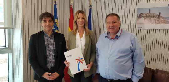 El Ayuntamiento de Oliva se adhiere a la Red GastroTurística de la Comunitat Valenciana 'L'Exquisit Mediterrani'