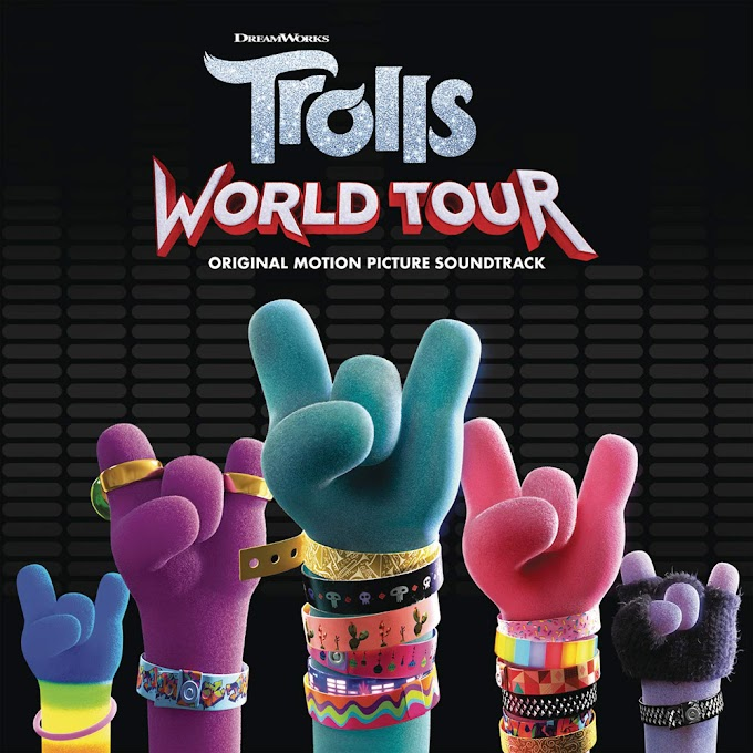 Encarte: Trolls World Tour (Original Motion Picture Soundtrack)