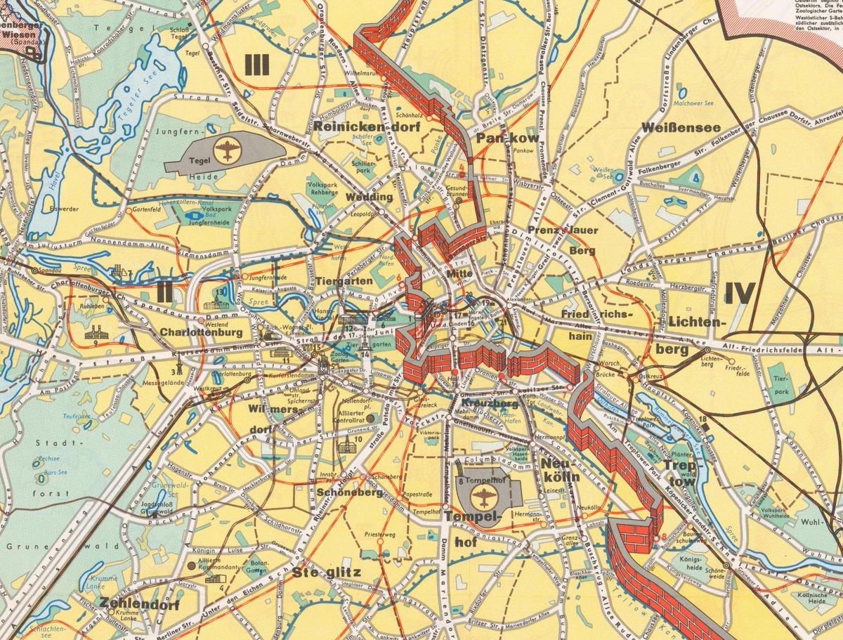 Ballet Magnifique Berlinmuren Stod I 10 316 Dage I Dag Er Det