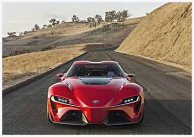 2017 Toyota Supra FT-1 Review And Concept