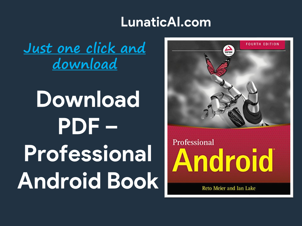 Professional Android PDF