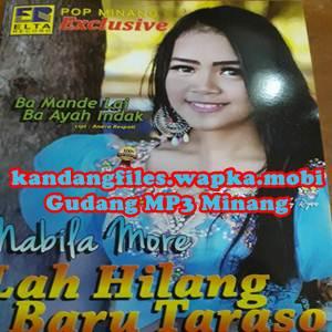 Nabila Moure - Lah Hilang Baru Taraso (Full Album)