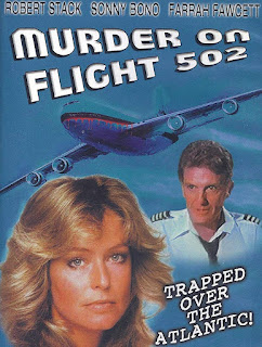 Póster película Asesinato en el vuelo 502