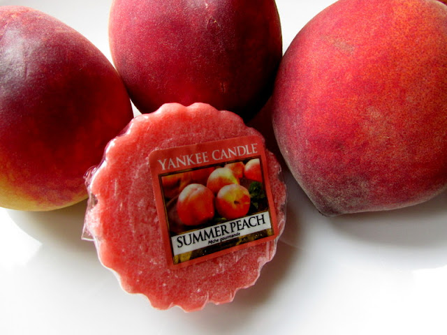 Summer Peach - wosk Yankee