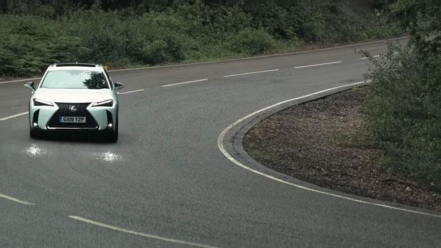 لكزس UX 2020 ... أفضل سيارة دفع رباعي فاخرة صغيرة من لكزس