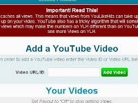 Cara Memperbanyak [ Like , Views , Subcribe ] Pada Youtube