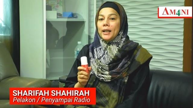 SHARIFAH SHAHIRA JUMPA RAHSIA BANTU SAKIT LUTUT IBUNYA.