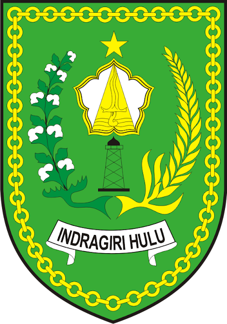 Logo | Lambang Kabupaten Indragiri Hulu