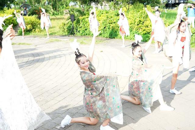 DSC02047 - 熱血採訪│2016首屆台中國際踩舞祭超夯登場,文華高中快閃高美濕地