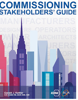 ASHRAE  Commissioning Stakeholders' Guide
