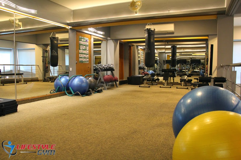 Lifestyle karachi gym