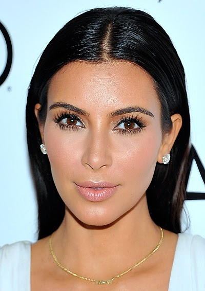 Kim Kardashian celebrated birthday 2014