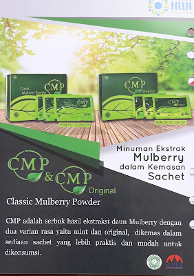 Classic Mulberry Powder