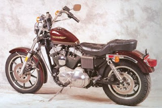 sportster evolution first model 1986