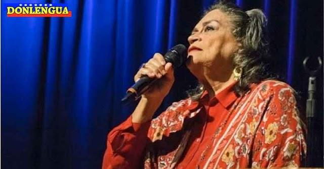 AYUDA | Soledad Bravo está grave con el virus y sin dinero