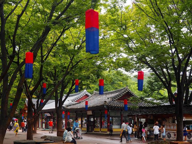 Korean Folk Village, Yongin, Gyeonggi-do, South Korea