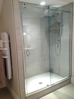 Serenity Sliding Shower Doors