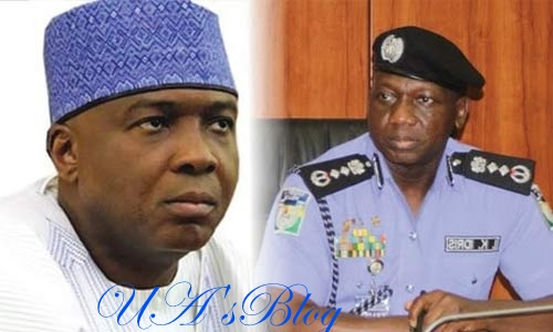 We will not be a party to embarrassing, ridiculing Saraki - Monarch sends tough message to Police