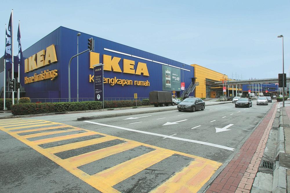 IKEA Damansara Ditutup Disebabakn Ada Pekerja Yang Disahkan Positif COVID-19