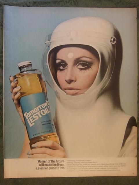 Propaganda machista do Tomorrow's Lestoil veiculado nos anos 60