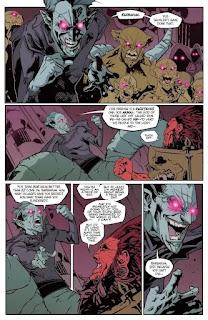 Vista previa de Vault Comics: Barbaric #3