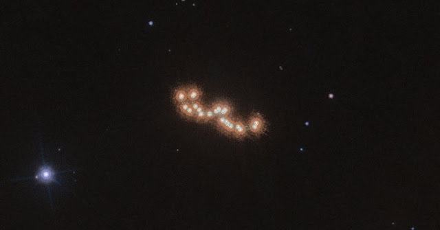 Hubble image of the Luhman 16AB system. Credit: ESA/Hubble & NASA, L. Bedin et al.