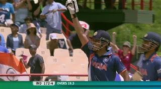 Suresh Raina 101 - India vs South Africa 5th Match ICC World T20 2010 Highlights