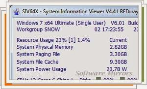 System Information Viewer 4.41 Download