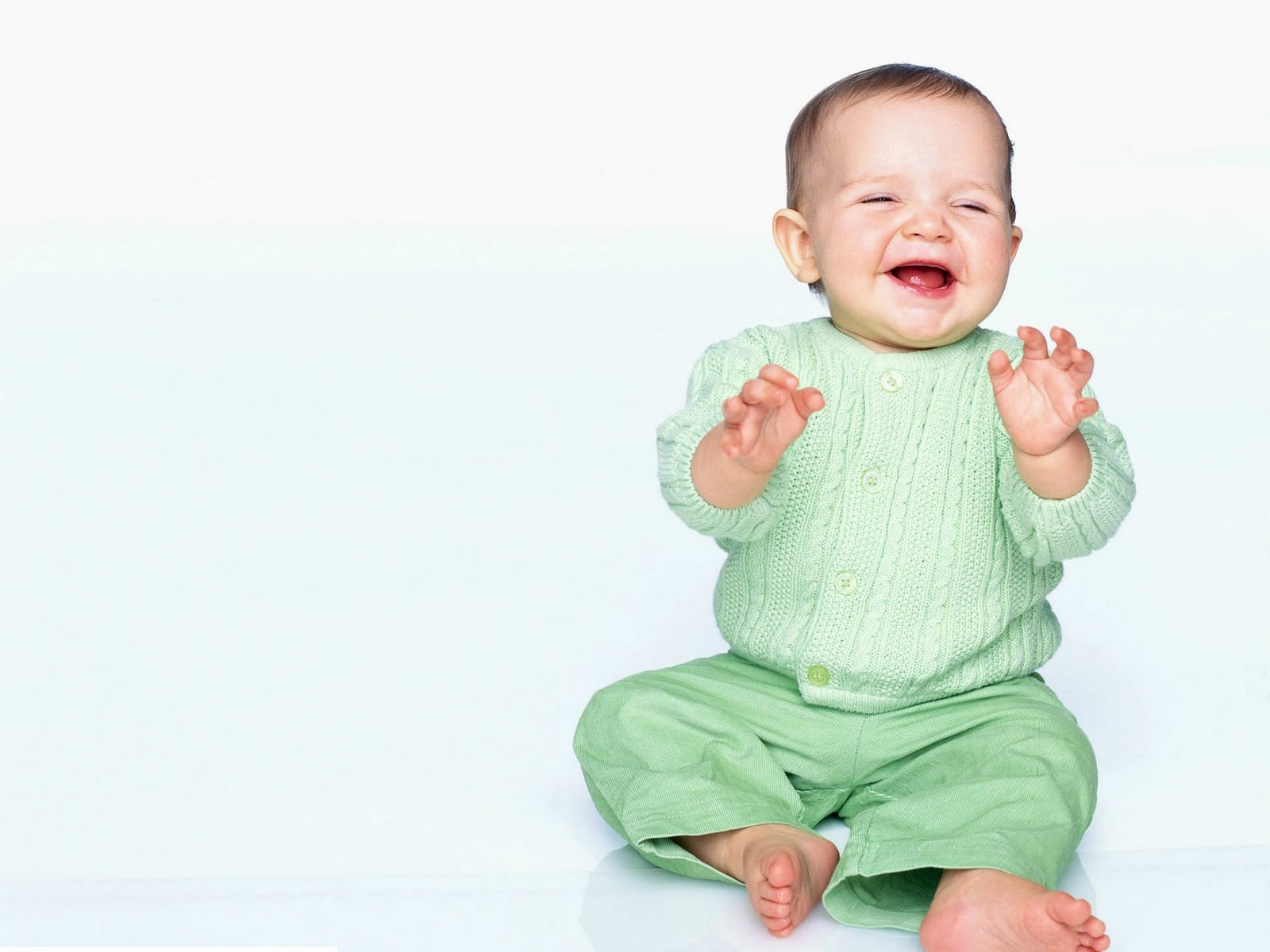 Cute Laughing Baby Wallpapers: Cute Babies All Around The World