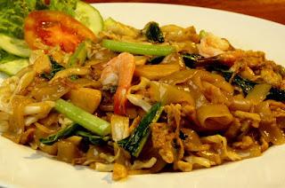 Resep Kwetiau Goreng Pedas Spesial, Chinese Food Yang Selalu Menggoda