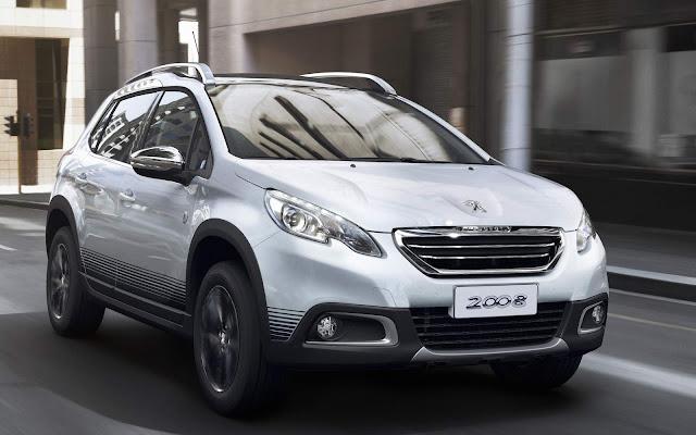 Peugeot 2008 2017 Crossway