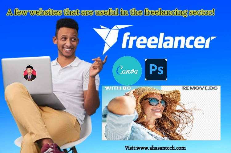 A few websites that are useful in the freelancing sector!