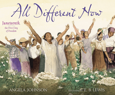 All Different Now by Angela Johnson