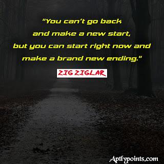 Zig Ziglar Quotes on Motivation Aptly Points