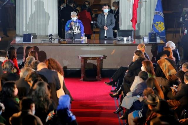 A Convenção Constitucional do Chile suspende sessões devido a duas infecções de covid-19