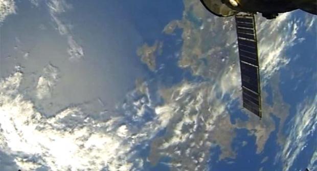 Πάνω από την Πελοπόννησο πέρασε ο Διεθνής Διαστημικός Σταθμός ISS
