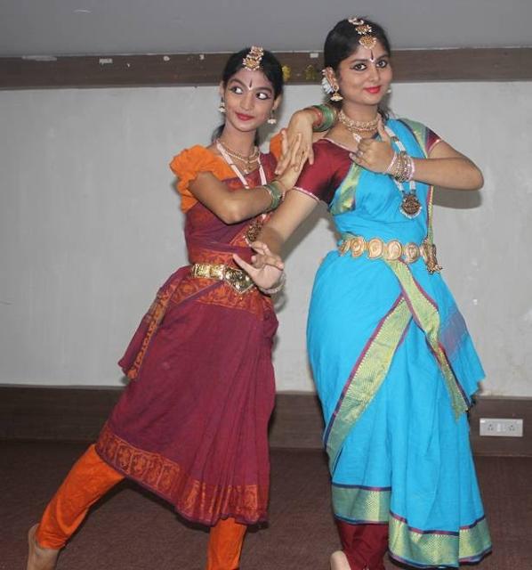 SDNB Vaishnav College for Women celebrates Krishna Jayanthi