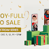 'Tis the Season for More Freebies, Fun and Entertainment with your Favorite Stars  at the #OPPOJoyFullSale Weekly Livestream