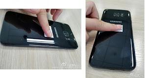 Varian Jet Black Samsung Galaxy S7 Edge