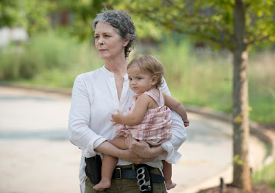 The Walking Dead - 6x07 - Heads Up - Carol Peletier (Melissa McBride)