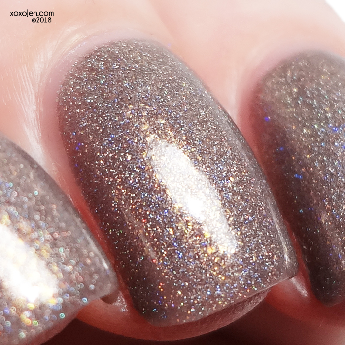 xoxoJen's swatch of Sayuri Spirit Of The Forest