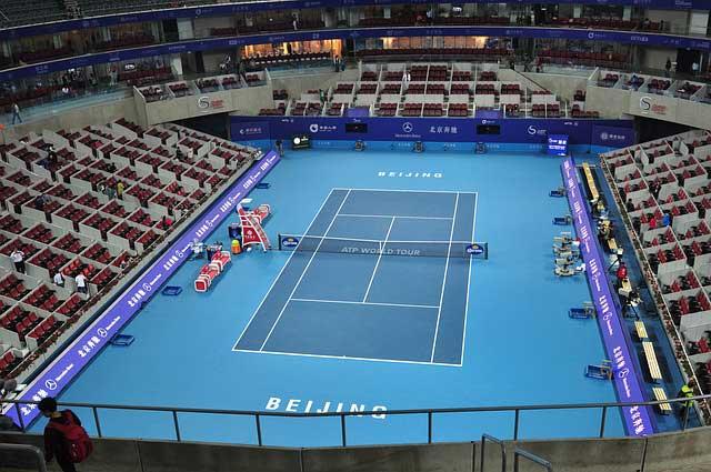 China Open Tennis Tournament
