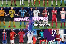 New Kitpack Season 2020/2021 - PES 2020