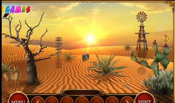 Soluzioni Can You Escape The Desert livello Unico | Trucchi e Walkthrough level