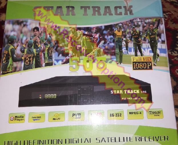 STAR TRACK 505 HD RECEIVER BISS KEY OPTION SOFTWARE