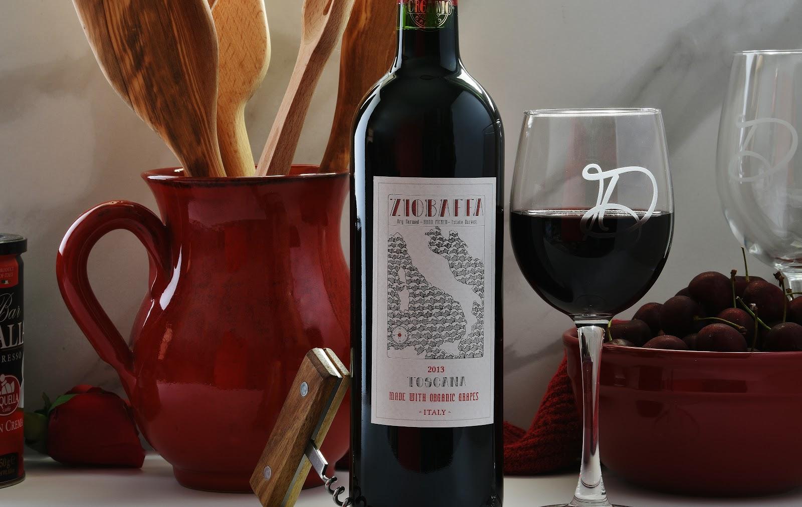 New Hampshire Wine Man Ziobaffa Toscana 2013 Red Wine Igt