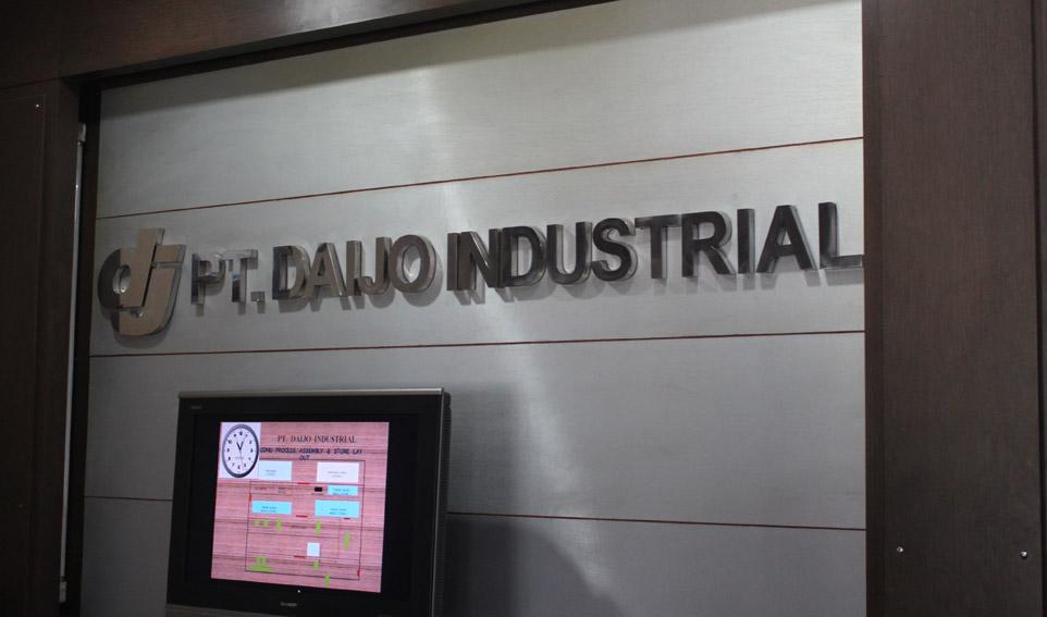 Lowongan Kerja Pabrik Jakarta PT DAIJO INDUSTRIAL Terbaru