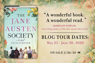 Blog Tour: The Jane Austen Society by Natalie Jenner