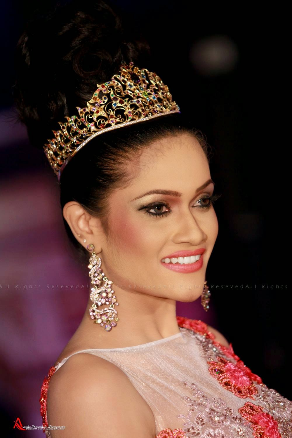 Sl Hot Actress Pics Siyatha Lux Miss World Sri Lanka 2014 -3835