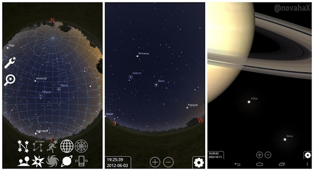 Stellarium mobile sky map apk download